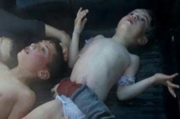 ضحايا هجوم خان شيخون